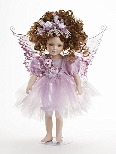 Limited Edition Collectible Porcelain Dolls Fairy Porcelain Doll Gifts-New