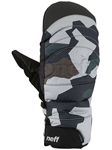 's Snowsport Snowmobile Gloves - Camo / Medium ()