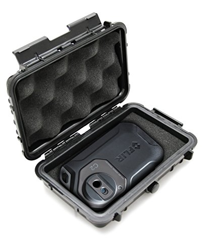 Price comparison product image WATERPROOF C2 C3 Case for Flir Compact Thermal Imager Infrared Camera – Airtight ,  Impact Resistant Carry Case