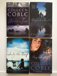 Rock Harbor Mystery Set of 4: Without a Trace; Beyond a Doubt; Into the Deep; Cry in the Night (Without A Trace The Rock Harbor Series)