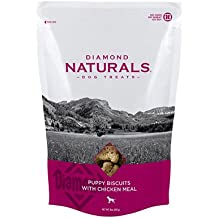 Diamond Pet Foods Natural Chicken Meal Puppy Biscuits, 8 oz