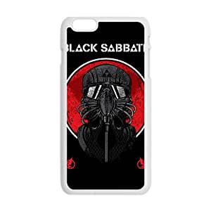 Black Sabbath Hot Seller Stylish Hard Case For Iphone 6 Plus