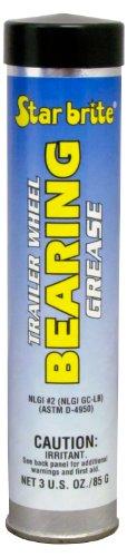 Star brite Marine Trailer Wheel Bearing Grease 3 oz. Cartridge 2/Pack