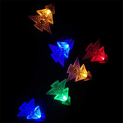 BGFHDSD Xmas Tree Solar Power String Lights LED Waterproof Fairy Fence Home Garden Patio String Light Lawn Christmas Lamps Changeable 22m 200leds by BGFHDSD
