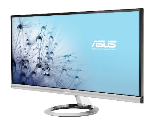 "ASUS Designo MX239H 23"" Full HD 1920x1080 IPS HDMI VGA Frameless Monitor"