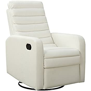 Amazon Com Monarch Specialties White Bonded Leather