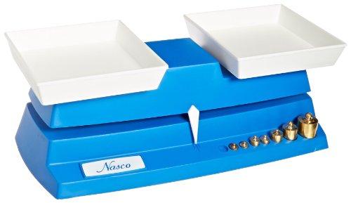 (Nasco SB16480M High-Impact Polystyrene Student Balance, 2,000g Capacity, Grades 4 - 10)