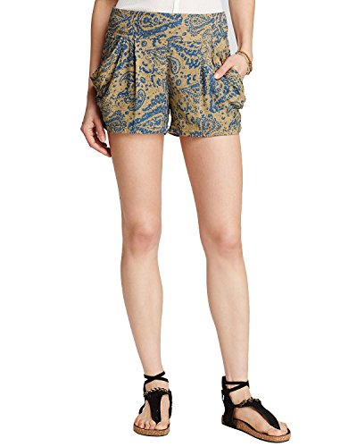 Free-People-Womens-Printed-Drapey-Pocket-Shorts
