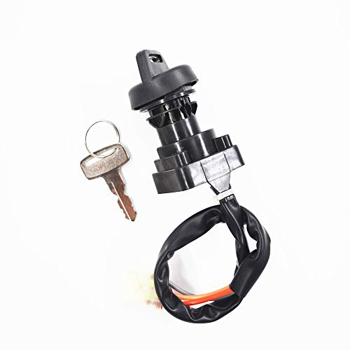 Key Ignition Switch Fit For Arctic Cat 2008-2011 366 2011-2012 425 350 13-15 400 450 3313439 (Arctic Cat Ignition Switch)