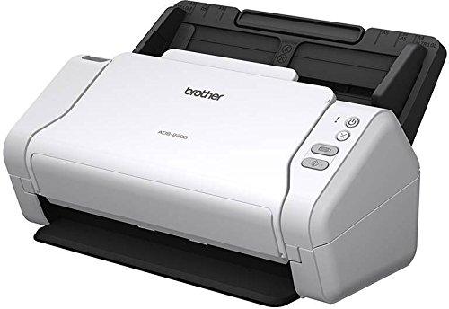 Brother ADS-2200 Scanner Documentale Desktop con Duplex, USB, Bianco 4977766776684 ADS2200UN1 10_5837601
