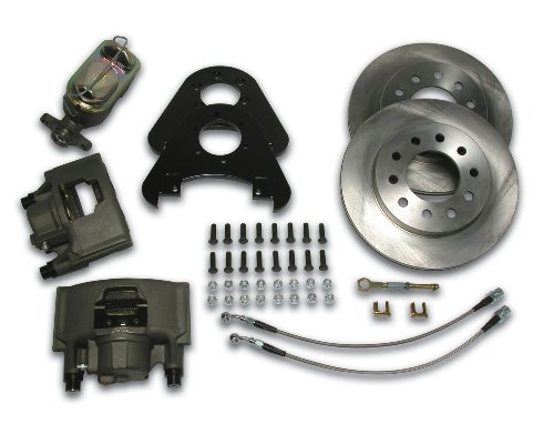 SSBC A159 Front Drum to Dics Brake Conversion Kit