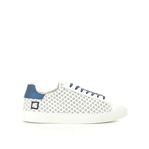 D.a.t.e. Date Newman Perforated Glitter Sneakers Damen White