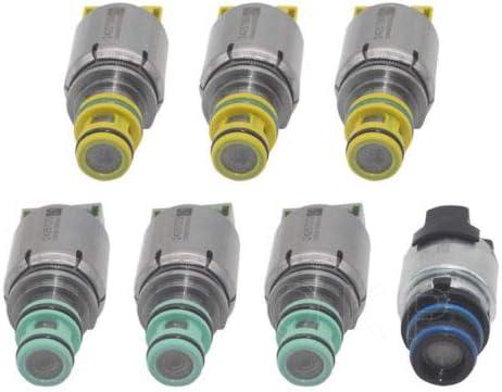 Shift Kits Transmission Shift Solenoid Kit 7pcs for Chevrolet ...