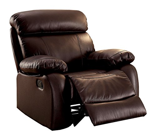 HOMES: Inside + Out IDF-6193-CH Owen Glider Recliner