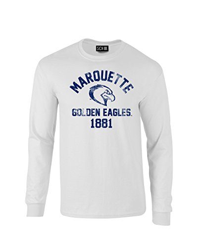 lowest price 27001 a239c Marquette Golden Eagles Long Sleeve Shirts