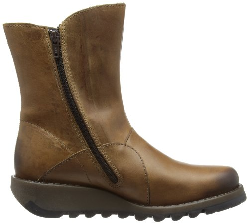London FLY Seti Stiefel Damen Halbschaft fwdwq8B