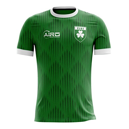 Airo Sportswear 2018-2019 Ireland Home Concept Football Soccer T-Shirt Jersey ()