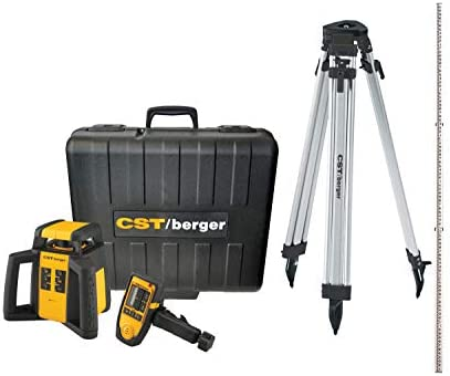 CST berger RL25HCK Horizontal Exterior Self-Leveling Rotary Laser Complete Kit