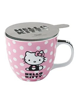 Hello Kitty taza – Cappucino Stencil Set de regalo