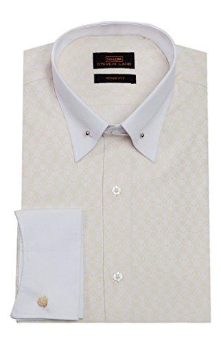 collar bar shirt - 1