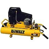 DeWalt DXCMTA1980854 Oil Lubricated Wheelbarrow Air Compressor, 8-Gallon, Cast Iron