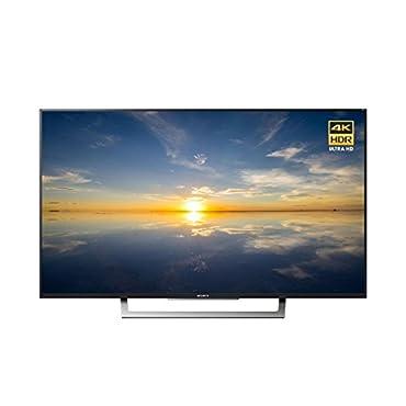 Sony XBR-49X800D 49 4K Ultra HD TV (2016 Model)