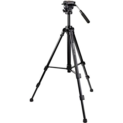 Magnus VT-300 Video Tripod with Fluid Head from Magnus