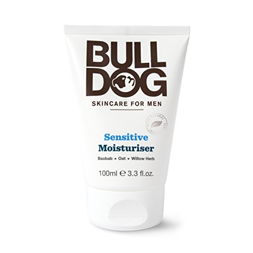 MEET THE BULL DOG Sensitive Moisturiser, 3.3 Fluid Ounce