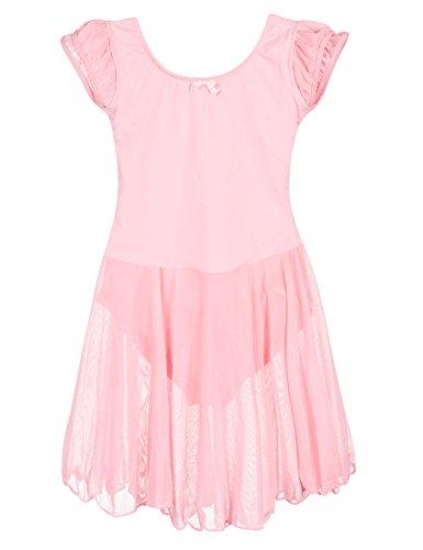 Sleeve Dance Dress - 3