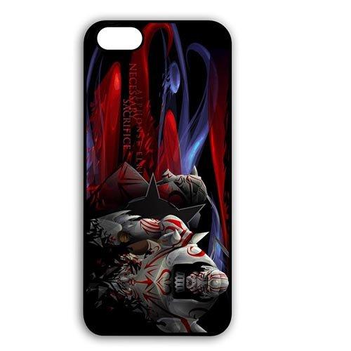 Coque,Funny Full Metal Alchemist Logo Plastic Hard Case Covers for Coque iphone 7 4.7 pouce