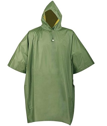 - Diamondback Poncho 52 X 80in Olive/Yellow