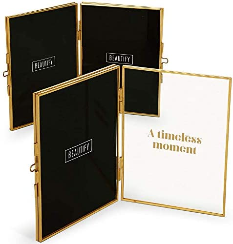 Beautify Double Folding Picture Display product image