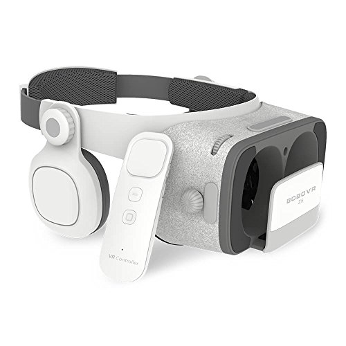 Xiaozhai BOBOVR Z5 3D VR Headset with Daydream Gamepad FOV120 IPD Focus Adjustable for Smartphones