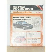 Revue technique automobile février 19889 n°500