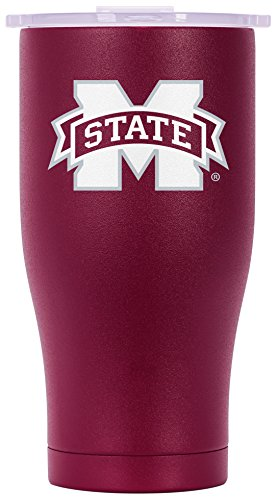 ORCA Chaser Logo Mississippi State Cooler, Maroon, 27 oz by ORCA