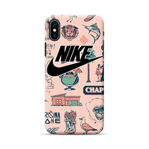 dde6bebc05052 Amazon.com: Inspired by Nike phone case Nike iPhone case 7 plus X XR ...