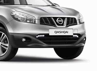 Qashqai LED luces de conducción diurna de Nissan: Amazon.es: Coche y moto