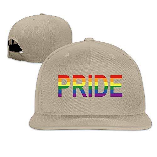 LGBT Gay Lesbian Pride Baseball Hat Snapback Custom Man