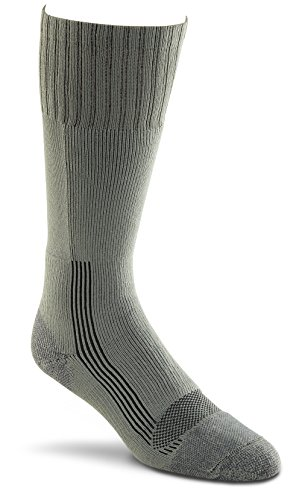 Fox River Adult Wick Dry Maximum Mid-Calf Boot Sock - Small - Foliage Green (Pack of 2) ()