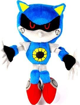 Jazwares Sonic the Hedgehog ~ 7.5