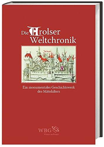 Die Arolser Weltchronik: Ein monumentales Geschichtswerk des Mittelalters