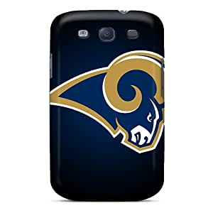 High Quality Mobile Covers For Galaxy S3 With Allow Personal Design Trendy St. Louis Rams Pictures TanyaCulver