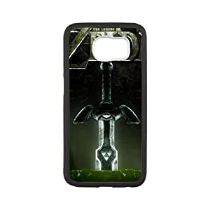 SamSung Galaxy S6 White The Legend of Zelda phone cases&Holiday Gift