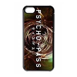 Psycho Pass iPhone 5c Cell Phone Case Black zfhm