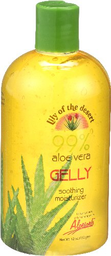 4. Lily of the Desert – 99% Aloe Vera Gelly
