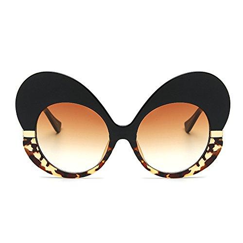 de C5 de soleil lunettes Butterfly Inlefen Oversize Eye Frame lunettes femmes Mode soleil lunettes Cat qa1xU1IwH