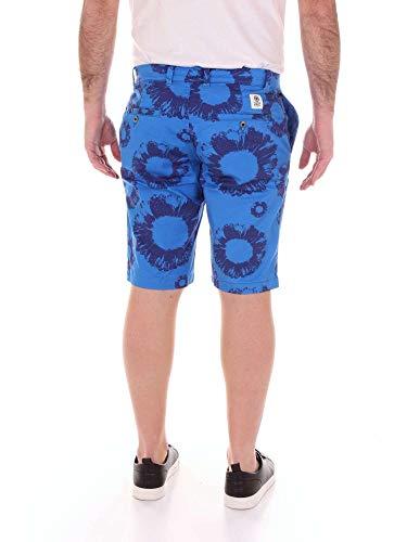 Azul Shorts Franklin amp; Algodon Stmf465ans19blue Marshall Hombre wxnRYfIq