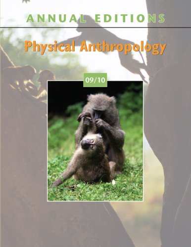 Annual Editions: Physical Anthropology 09/10
