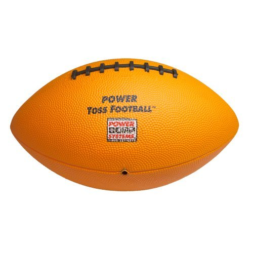 Power Systems Power Toss Football (3-Pounds) [並行輸入品]   B072Z5PKD6
