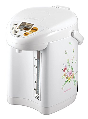 Zojirushi CD-JWC30FZ  Micom Water Boiler and Warmer, Natural